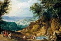 Joos-de-Momper-Uitgebreide-Berglandschap-i16570